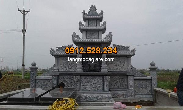 Ngôi mộ đá đẹp nhất Việt Nam