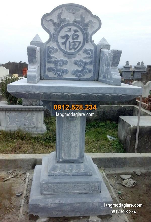 Bàn thờ thiên đá đẹp chất lượng cao giá rẻ thiết kế hiện đại