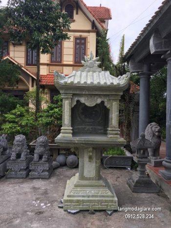 Bàn thờ thiên đá đẹp chất lượng cao giá tốt thiết kế đơn giản