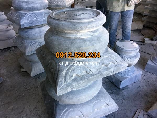 Đá kê chân cột cao cấp tại Ninh Vân