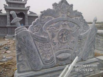 Cuốn thư đá chấn phong thủy đẹp cho đình làng chất lượng tốt giá hợp lý