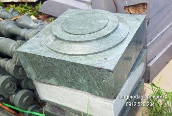 Chân tảng đá chạm khắc tinh xảo chất lượng tốt giá rẻ