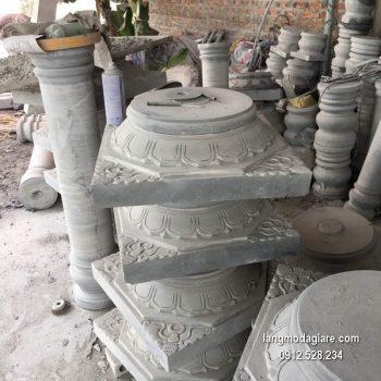 Chân tảng đá hoa văn tinh tế chất lượng cao giá tốt