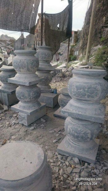 Chân tảng đá hoa văn tinh tế chất lượng tốt giá rẻ