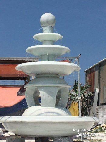 Đài phun nước bằng đá đẹp nhất thiết kế hiện đại giá hợp lý