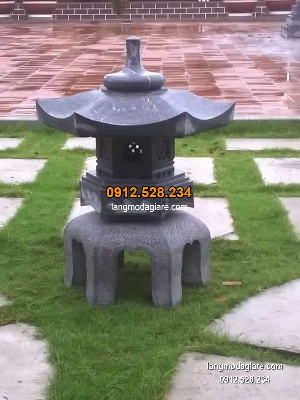 Đèn đá sân vườn đẹp nhất thiết kế hiện đại giá tốt