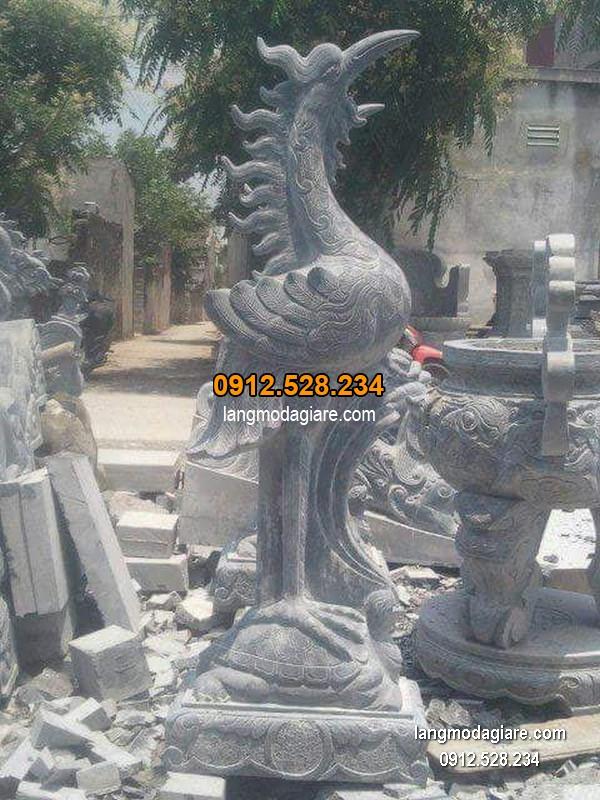 Hạc đá phong thủy đẹp chất lượng cao giá rẻ