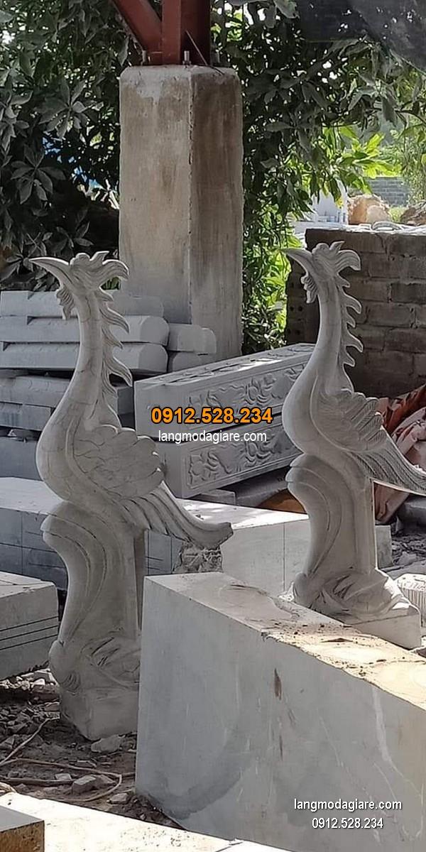 Hạc đá phong thủy đẹp chất lượng cao giá tốt