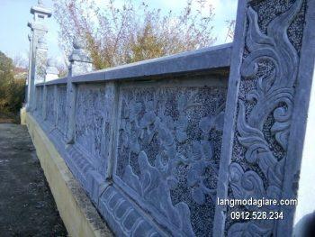 Lan can đá xanh đẹp nhất chất lượng cao giá tốt thiết kế cao cấp