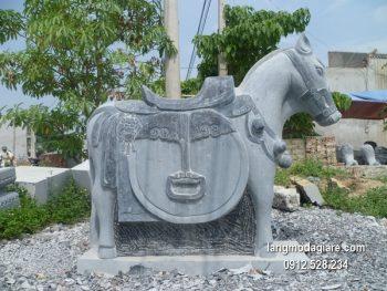Con ngựa đá phong thủy đẹp chất lượng tốt giá hợp lý