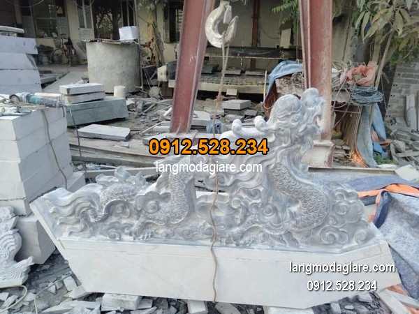 Rồng đá khối tự nhiên đẹp chất lượng tốt giá rẻ