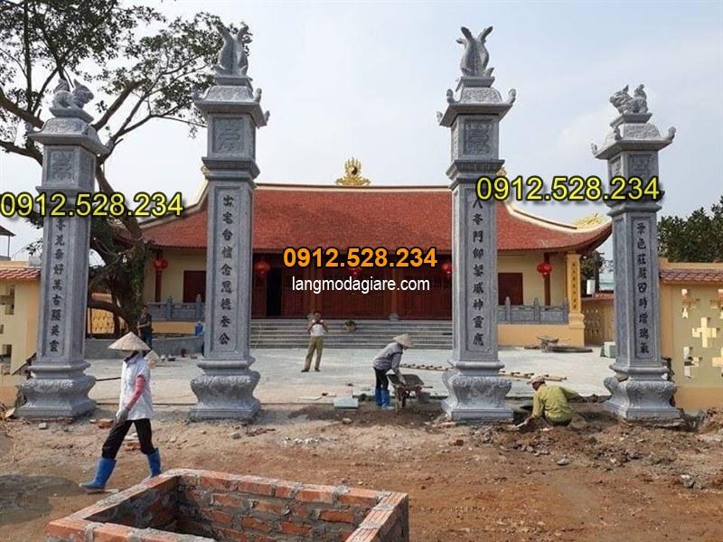 Tốp 15 hình ảnh cổng đá từ đường nhà thờ họ đẹp 01