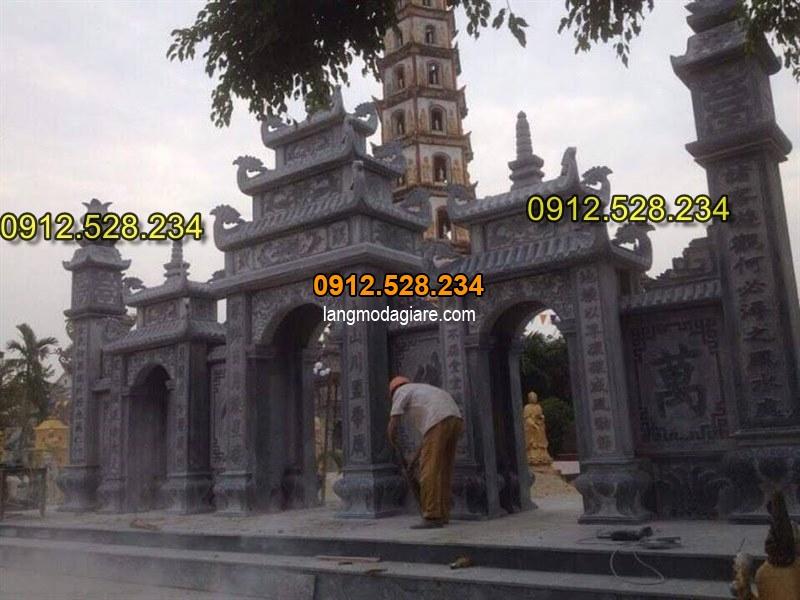 Tốp 15 hình ảnh cổng đá từ đường nhà thờ họ đẹp 10