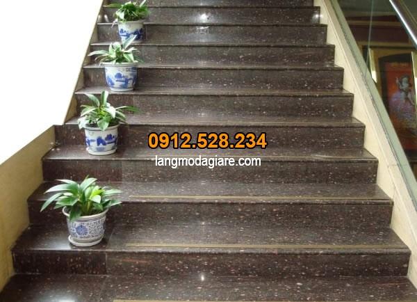 Mẫu bậc tam cấp cầu thang đang được ưa chuộng