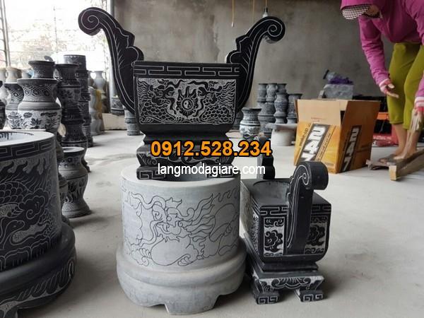 Lư hương đá nhỏ đẹp chỉ có tại Ninh Vân