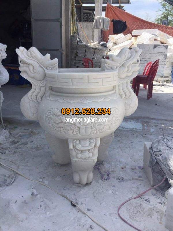 Lư hương đá đẹp nhất tại Ninh Bình