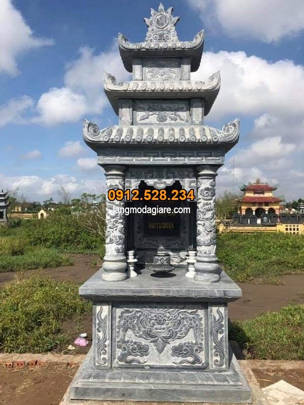 Mẫu mộ đá mới nhất tại Ninh Vân - Ninh Bình