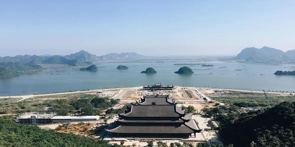 Những kỷ lục thế giới ở chùa Tam Chúc