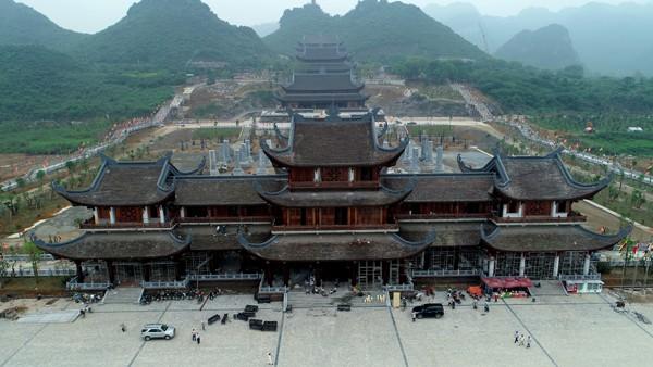 Lịch sử về chùa Tam Chúc