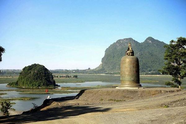 Điểm đặt biệt ở chùa Tam Chúc