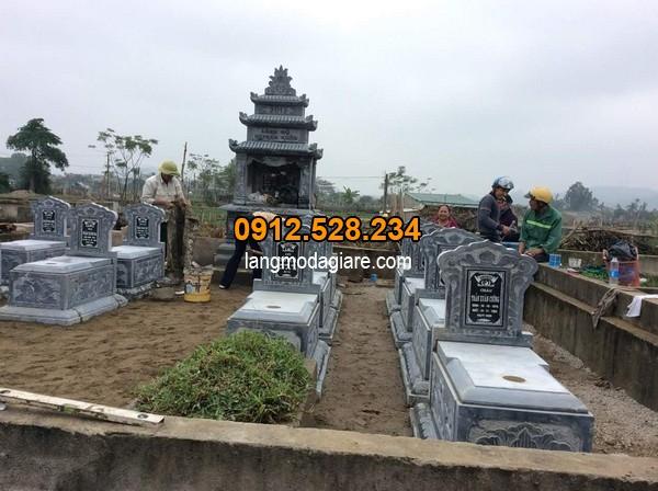 Kích thước mộ cải táng chuẩn theo phong thủy