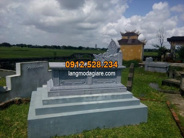 Thế nào là một kiểu mộ đơn giản?