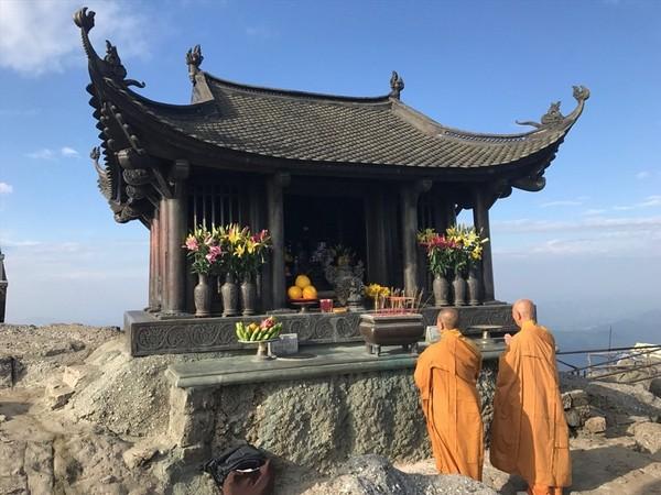 Bài văn khấn tại Chùa Đồng Yên Tử
