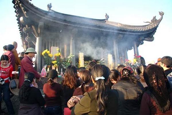 Lưu ý khi đi đến chùa Đồng Yên Tử