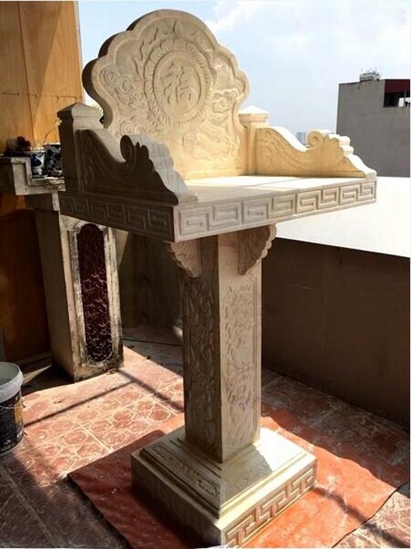 Một số mẫu bàn thờ thiên đang được ưa chuộng 1