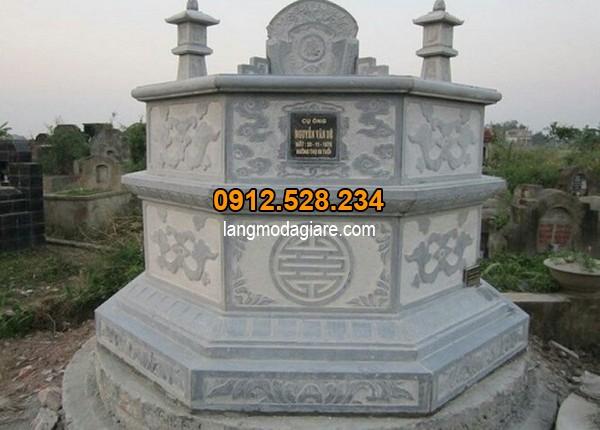 Một số mẫu mộ bát giá đá đang được ưa chuộng nhất hiện nay 1