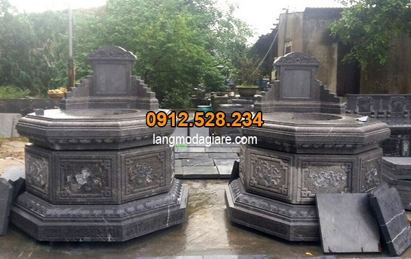 Một số mẫu mộ bát giá đá đang được ưa chuộng nhất hiện nay 2
