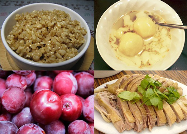 Tết Đoan Ngọ ăn gì?