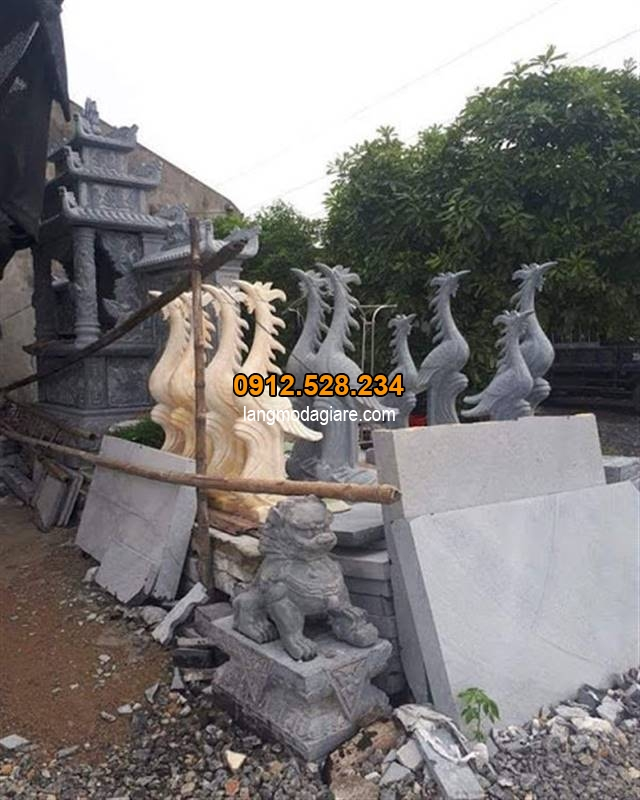 Ý nghĩa hạc đá trong văn hóa tâm linh Việt