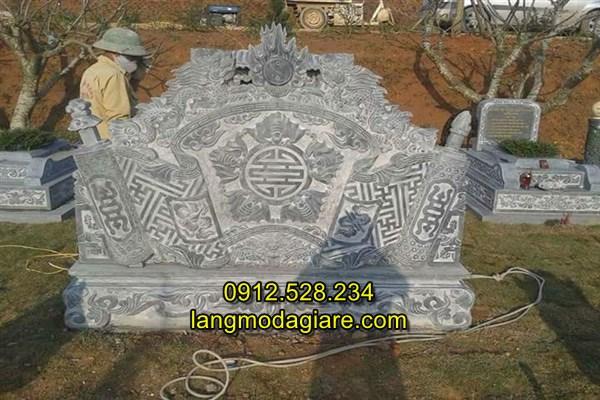 Án thư đá lăng mộ