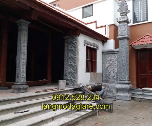 Vai trò của cột đồng trụ