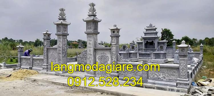 Lăng mộ đá Ninh Vân có giá bao nhiêu