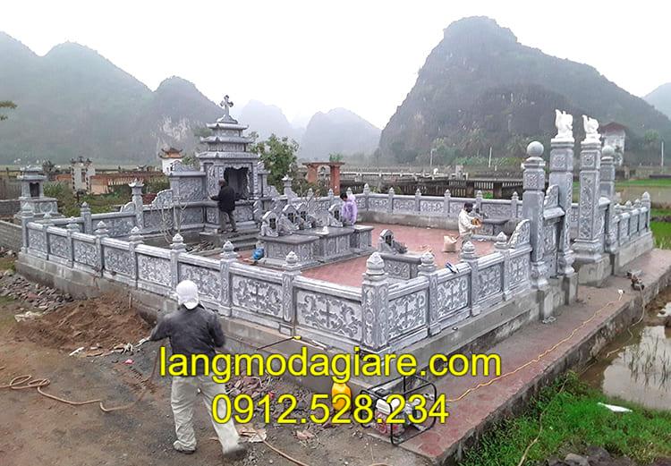 Lăng mộ đá giá bao nhiêu Ninh Bình
