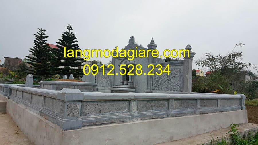 Thi công lăng mộ Đà Nẵng