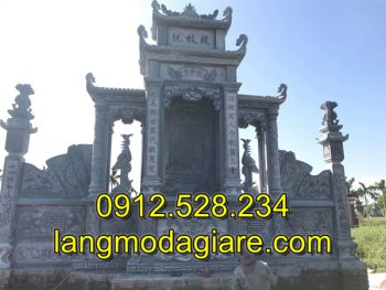 Bán mẫu lăng mộ đá đẹp tại Nghệ An