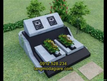 Lắp dặt mẫu mộ đá cao cấp hiện đại trên toàn quốc