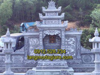 Mẫu lăng thờ đá đẹp tại Đà Nẵng