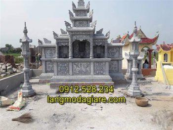 Mẫu lăng thờ đá đẹp tại Hà Nội