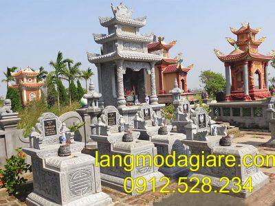 Cơ sở bán lăng mộ đá chất lượng tại Ninh Vân - Ninh Bình