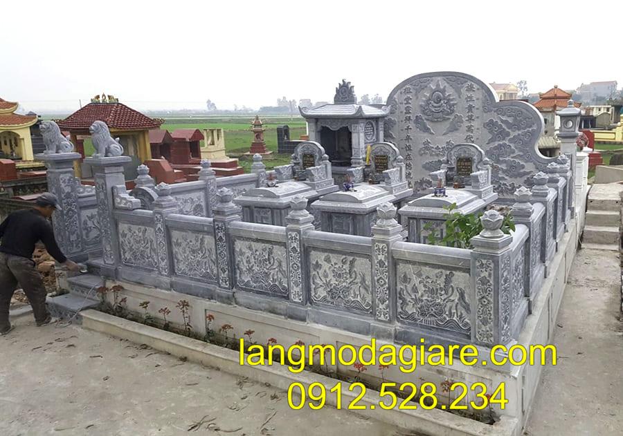 Cơ sở bán lăng mộ đá