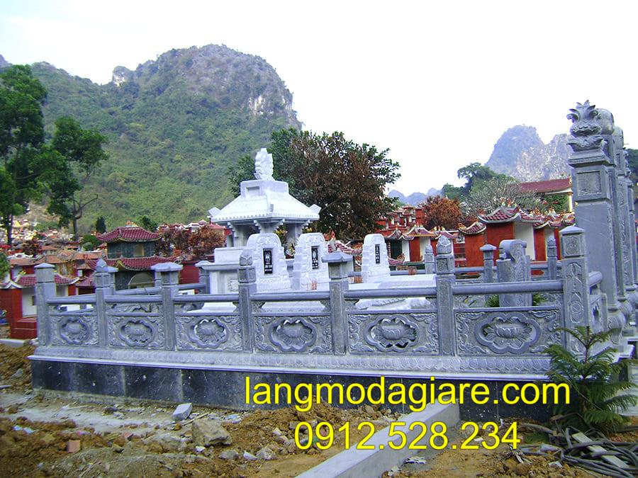 Lăng mộ đá khối Ninh Vân