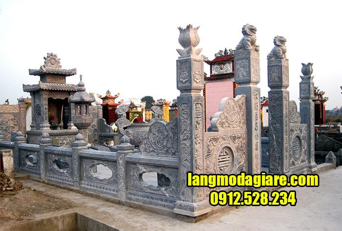 Mẫu khu nhà mồ đẹp ở Đồng Nai
