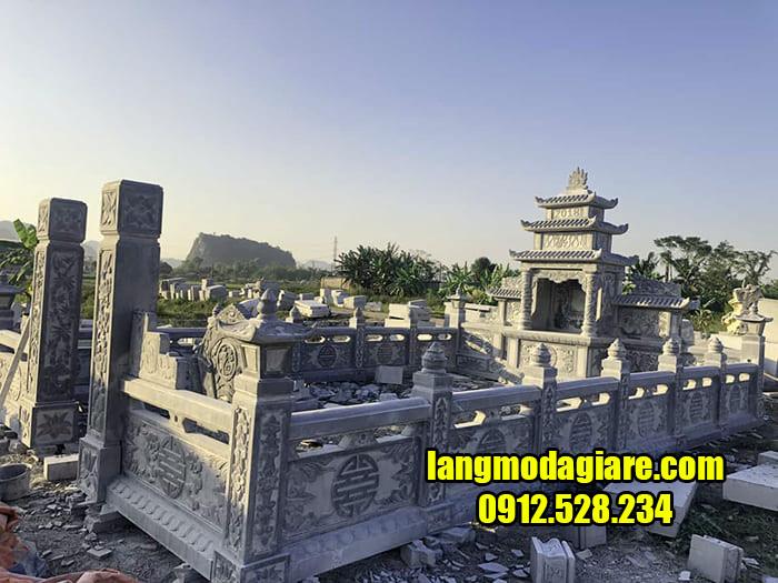 Mẫu khu nhà mồ đẹp ở Tây Ninh