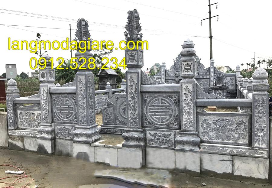 Mua lăng mộ đá gia tộc tại Ninh Vân