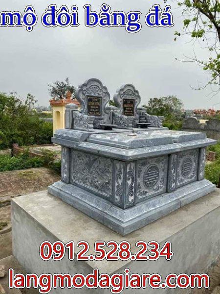 mộ đôi đẹp giá rẻ
