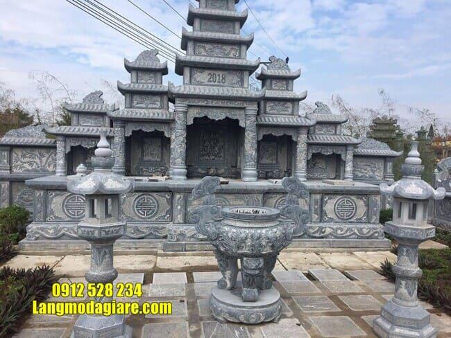 lăng mộ đẹp tại Quảng Nam